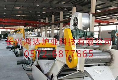 北京RCM系列网带炉生产线