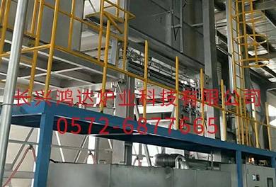 CDL型铝合金立式淬火炉