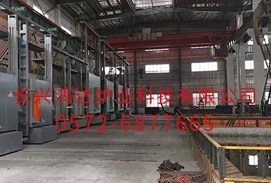 北京台车式电阻炉