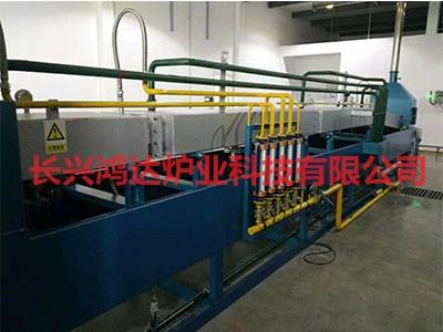 上海HB连续式高温钎焊炉