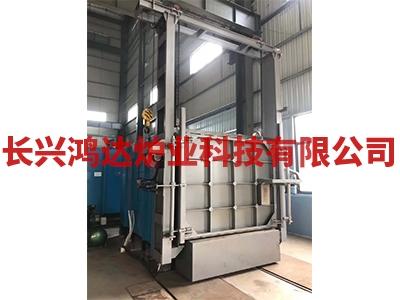 关于台车式工业电炉的热处理工艺技术性